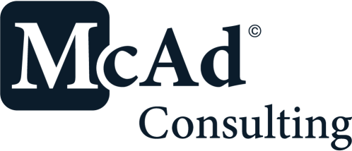 McAd© Consulting Logo
